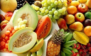 fruits_food_white_background_1600x1200_wallpaper_Art